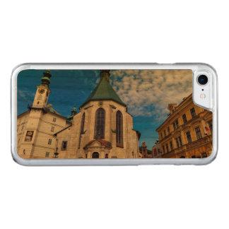 Church of St. Catherine, Banska Stiavnica,Slovakia Carved iPhone 7 Case