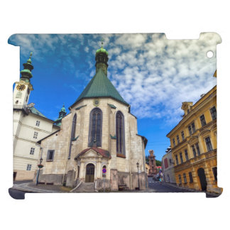 Church of St. Catherine, Banska Stiavnica,Slovakia Cover For The iPad