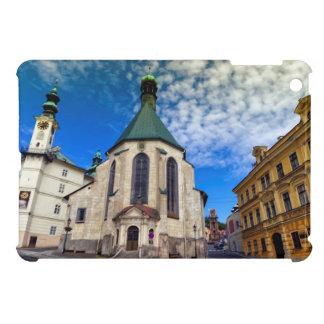 Church of St. Catherine, Banska Stiavnica,Slovakia Cover For The iPad Mini