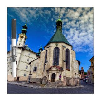 Church of St. Catherine, Banska Stiavnica,Slovakia Dry Erase Board