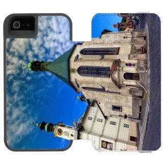 Church of St. Catherine, Banska Stiavnica,Slovakia Incipio Watson™ iPhone 5 Wallet Case