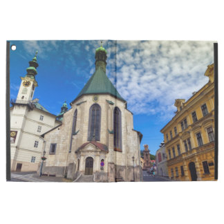"Church of St. Catherine, Banska Stiavnica,Slovakia iPad Pro 12.9"" Case"