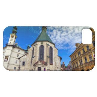 Church of St. Catherine, Banska Stiavnica,Slovakia iPhone 5 Cases