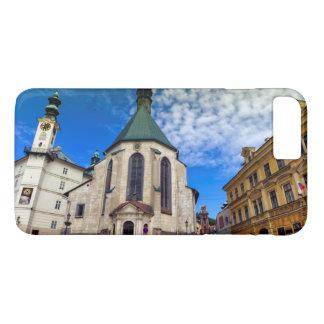 Church of St. Catherine, Banska Stiavnica,Slovakia iPhone 8 Plus/7 Plus Case