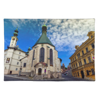 Church of St. Catherine, Banska Stiavnica,Slovakia Placemat