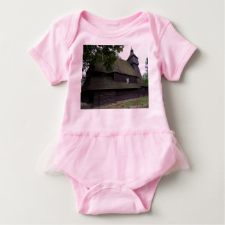 Church of St Francis Assisi - Hervartov - Slovakia Baby Bodysuit