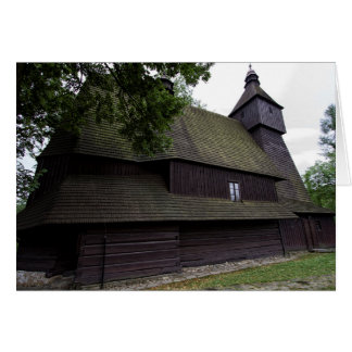 Church of St Francis Assisi - Hervartov - Slovakia Card