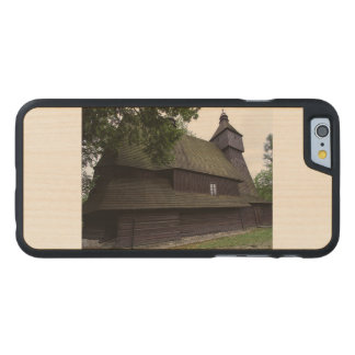 Church of St Francis Assisi - Hervartov - Slovakia Carved® Maple iPhone 6 Slim Case