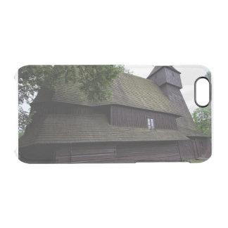 Church of St Francis Assisi - Hervartov - Slovakia Clear iPhone 6/6S Case