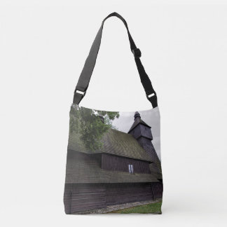 Church of St Francis Assisi - Hervartov - Slovakia Crossbody Bag