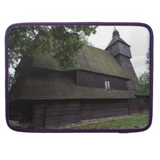 Church of St Francis Assisi - Hervartov - Slovakia Sleeve For MacBook Pro