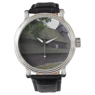 Church of St Francis Assisi - Hervartov - Slovakia Wrist Watch