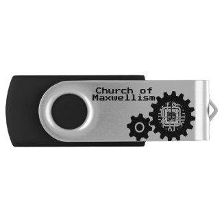 Church of the BrokenGod: MaxwellUSB [SCP USB Flash Drive
