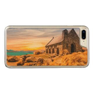 Church of the Good Shepherd - Lake Tekapo Carved iPhone 8 Plus/7 Plus Case