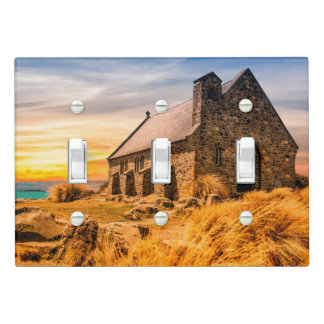 Church of the Good Shepherd - Lake Tekapo Light Switch Cover