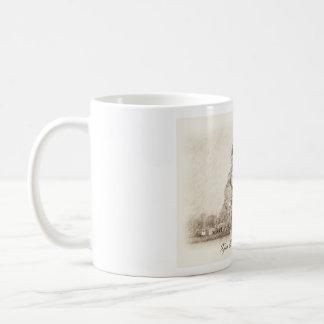 Church of the Holy Prince Vladimir Classic White Coffee Mug