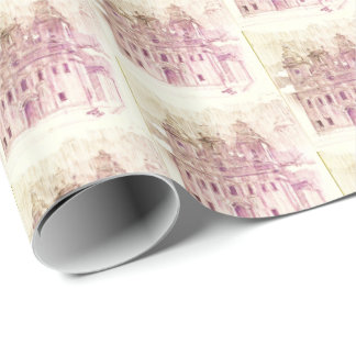 CHURCH OF THE SÉ WRAPPING PAPER