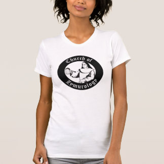 Church of Zymurology Nun T-Shirt