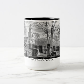 Church on the Hill Coffee Mug
