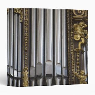 Church Organ Binder