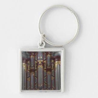 Church organ keychain