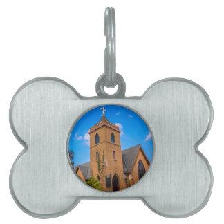 Church Pet ID Tag