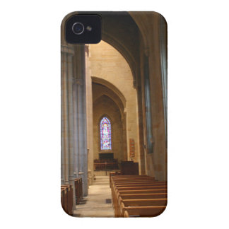 Church Pews iPhone 4 Covers