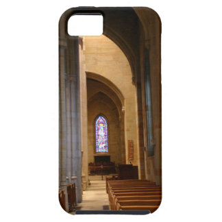 Church Pews iPhone 5 Cover