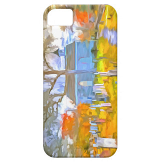 Church Pop Art Case For The iPhone 5