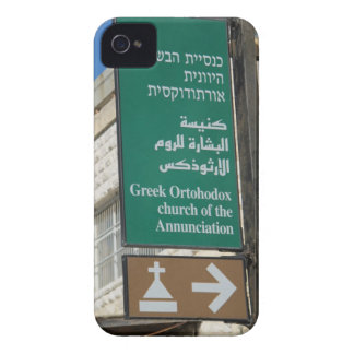 Church sign ipod case