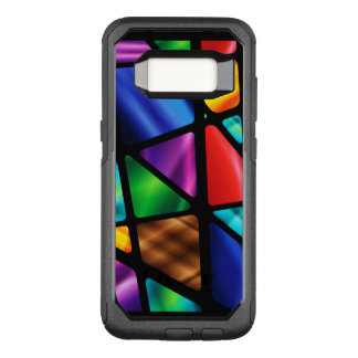 Church Stained Glass Window OtterBox Commuter Samsung Galaxy S8 Case