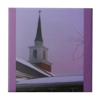 church steeple tile