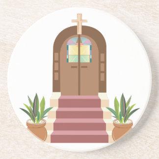 Church Steps Coaster