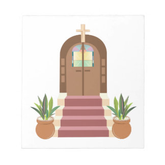 Church Steps Notepads