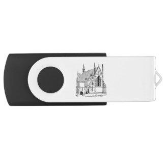 Church USB Flash Drive