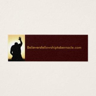 Church Web Site Card