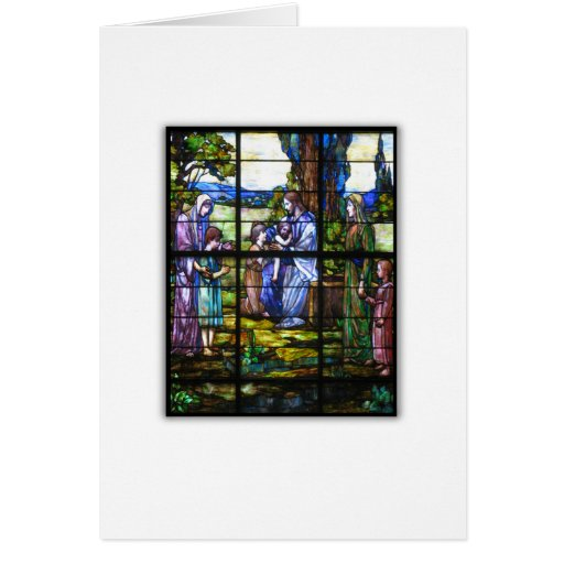 CHURCH WINDOW - EASTER CARDS