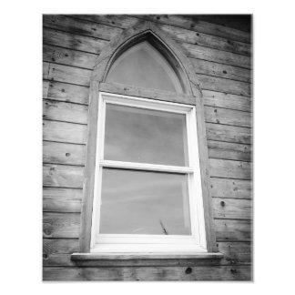 Church Window, Nelson, Nevada Photo Print