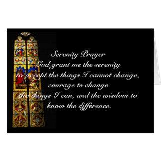 Church Windows 101 Greeting Card