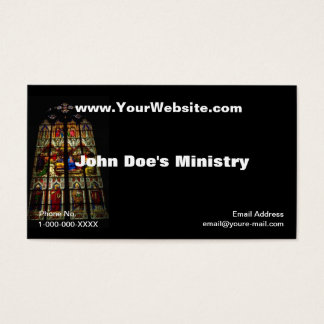 Church Windows Profile Card