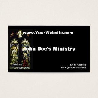 Church Windows Profile Card