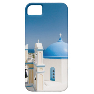 Churches With Blue Roofs iPhone 5 Case