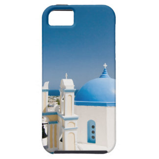 Churches With Blue Roofs iPhone 5 Cases