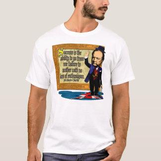 Churchill on Success T-Shirt