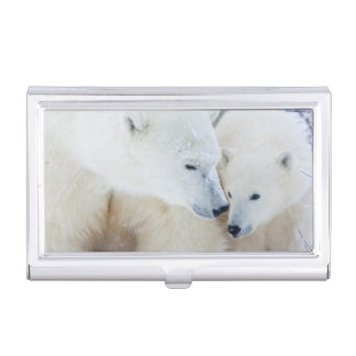 Churchill Wildlife Management Area Business Card Holders