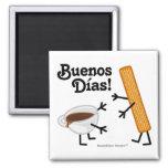 Churro & Chocolate - Buenos Dias!