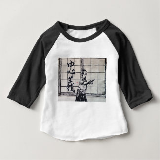 Chuugi Duty and Loyalty by Carter L Shepard Baby T-Shirt