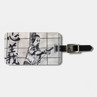 Chuugi Duty and Loyalty by Carter L Shepard Luggage Tag