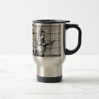 Chuugi Duty and Loyalty by Carter L Shepard Travel Mug