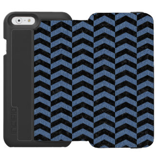 CHV2 BK-MRBL BL-DENM INCIPIO WATSON™ iPhone 6 WALLET CASE